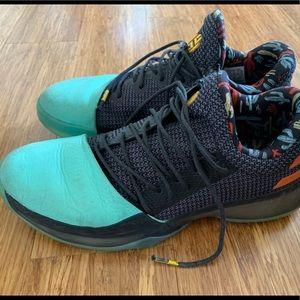 Adidas James Harden 1 Cactus Kicks